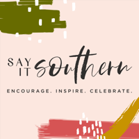 Say It Southern podcast