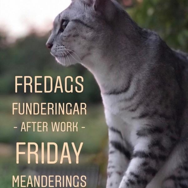 Fredags Funderingar - After Work - Friday Meanderings