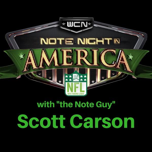 Note Night in America