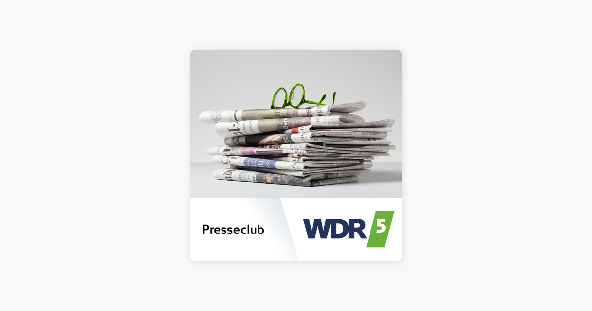 Podcast Presseclub