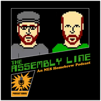 The Assembly Line: An NES Homebrew Podcast podcast