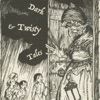 Dark and Twisty Tales: folk stories and fairy tales for the unafraid. artwork