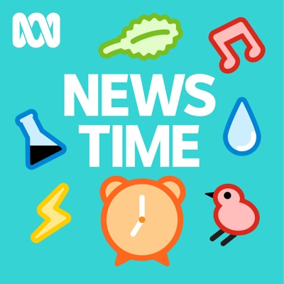 ABC KIDS News Time:ABC KIDS listen