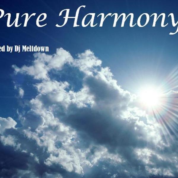 Pure Harmony Podcast mixed by Dj Meltdown