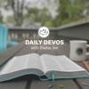 Daily Devos with Pastor Joe Focht artwork