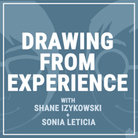 Drawing From Experience podcast