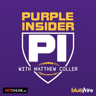 Purple Insider - a Minnesota Vikings and NFL podcast:Blue Wire