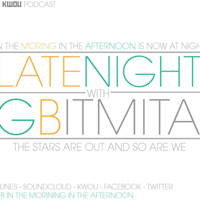 Late Night With GB In The Morning In The Afternoon podcast