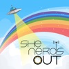 She Nerds Out artwork