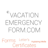 vacationemergencyform.com podcast