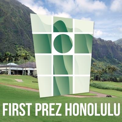 First Prez Honolulu