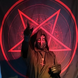 Satanism and Satanic Magick with Magus Aleister Nacht on