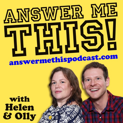 Cover image of Answer Me This!