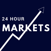24 Hour Cryptocurrency Markets podcast