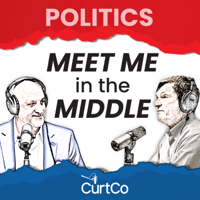 Podcast cover art for Politics: Meet Me in the Middle
