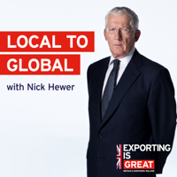 Local to Global with Nick Hewer podcast