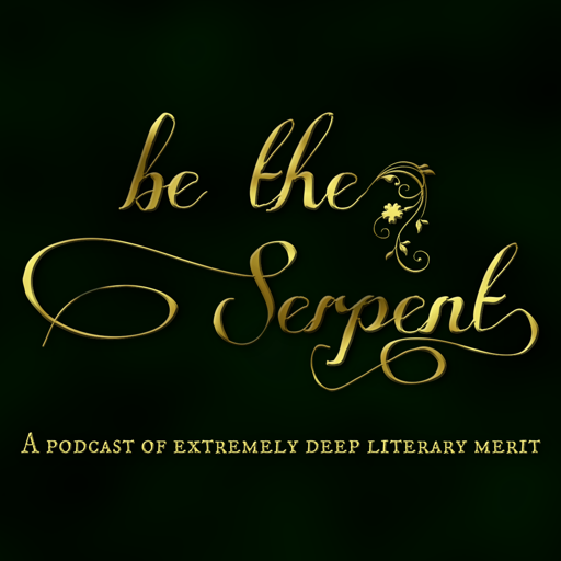 Cover image of Be The Serpent