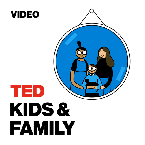 Cover image of TED Talks Kids and Family