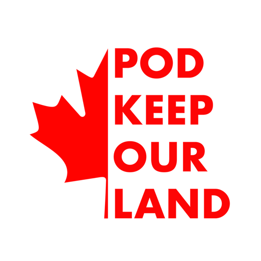 Cover image of Pod Keep Our Land