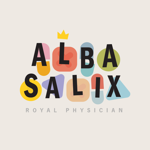 Cover image of Alba Salix, Royal Physician / The Axe & Crown