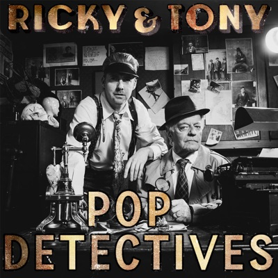 Ricky & Tony: Pop Detectives:Ricky Wilson & Tony Blackburn