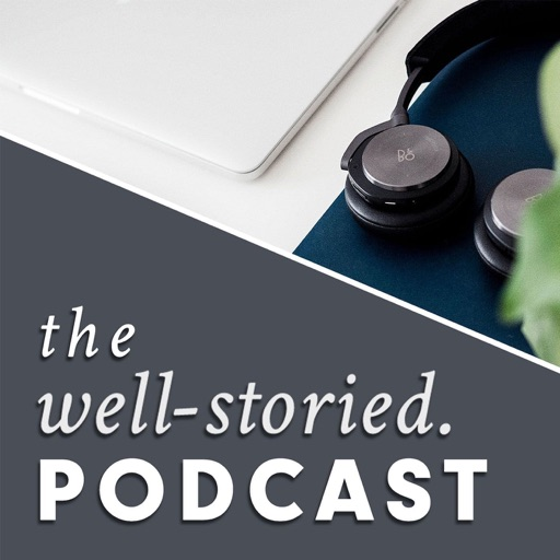Cover image of The Well-Storied Podcast