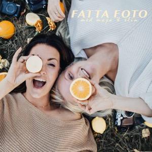 Fatta Foto med Maja o Elin