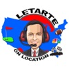 Letarte on Location artwork