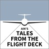 AIN's Tales from the Flight Deck artwork