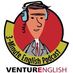 3 minute english!