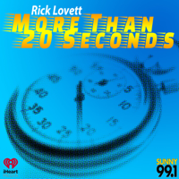 Rick Lovett - More Than 20 Seconds podcast