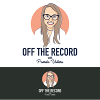 Off The Record, with Pamela V. podcast