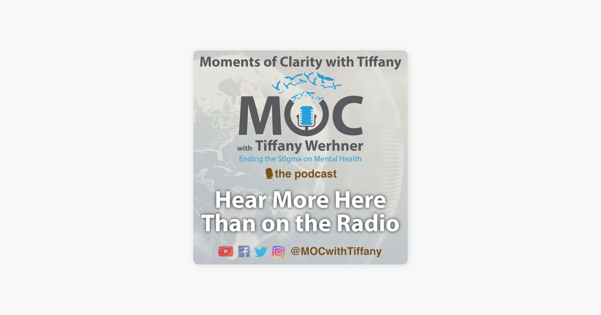 Moments Of Clarity With Tiffany On Apple Podcasts