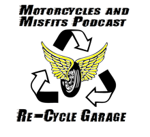 Cover image of Motorcycles & Misfits