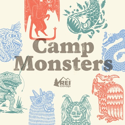 Camp Monsters:REI Co-op