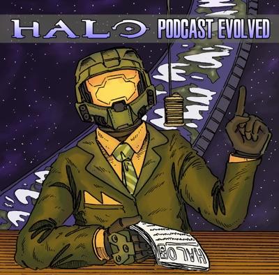 Halo Podcast Evolved