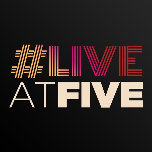 #LIVEatFIVE: a daily Broadway podcast
