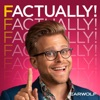 Factually! with Adam Conover artwork