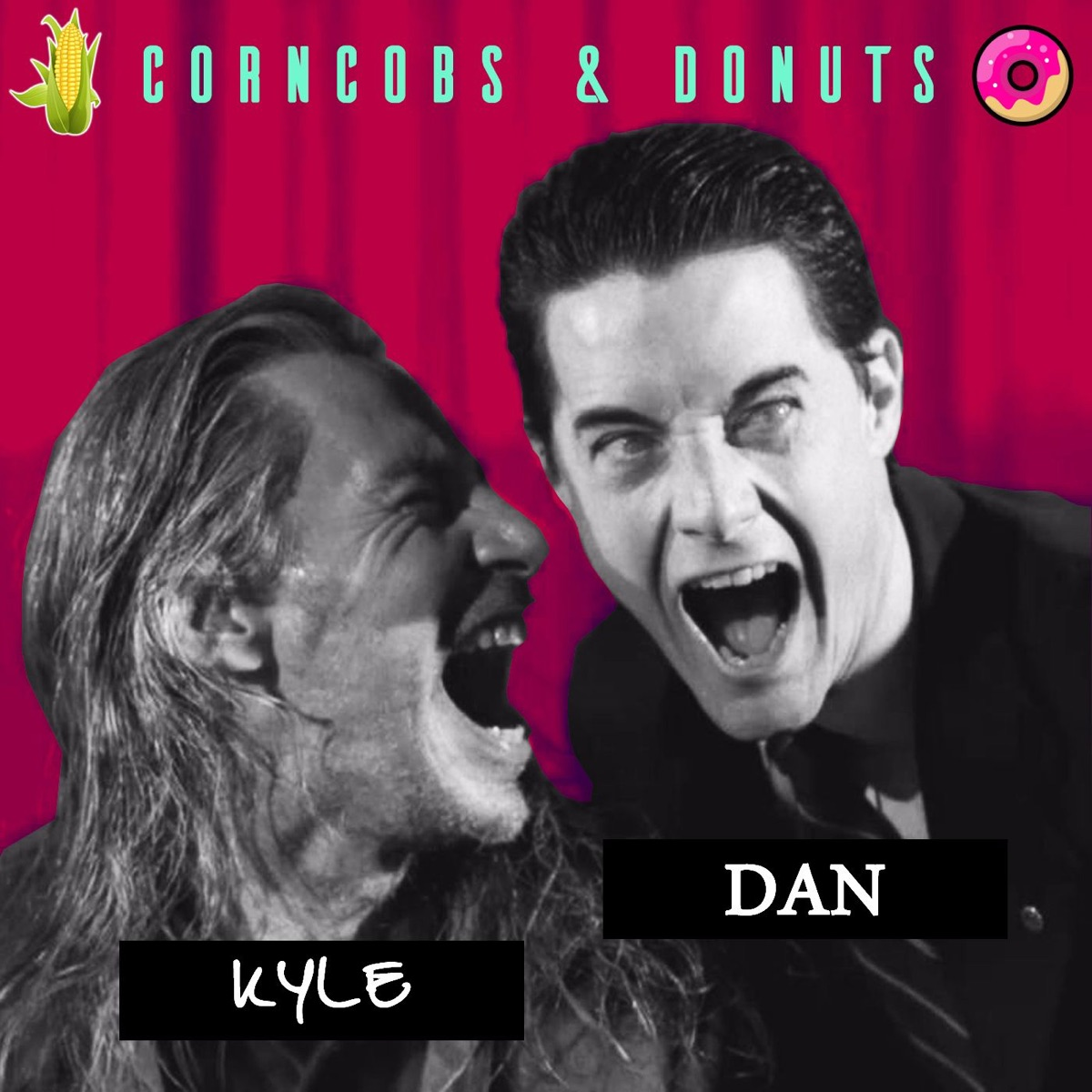 Corncobs & Donuts: A Twin Peaks Podcast