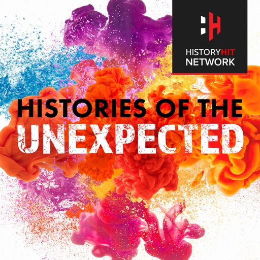Cover image of Histories of the Unexpected
