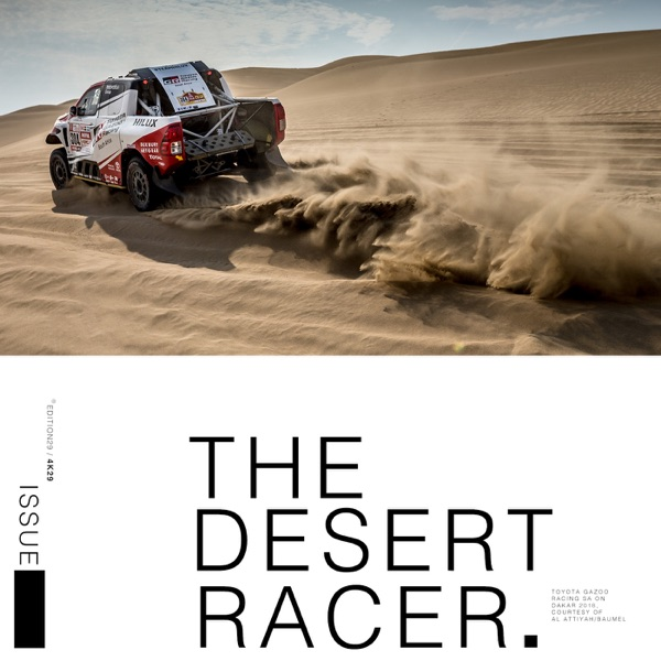 THE DESERT RACER 4K29