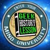 Geek History Lesson artwork