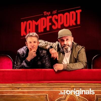 Rap ist Kampfsport - ein Deezer Originals Podcast:Deezer Originals Germany