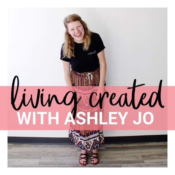 Living Created with Ashley Jo Bruce
