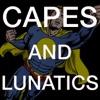 Capes and Lunatics artwork
