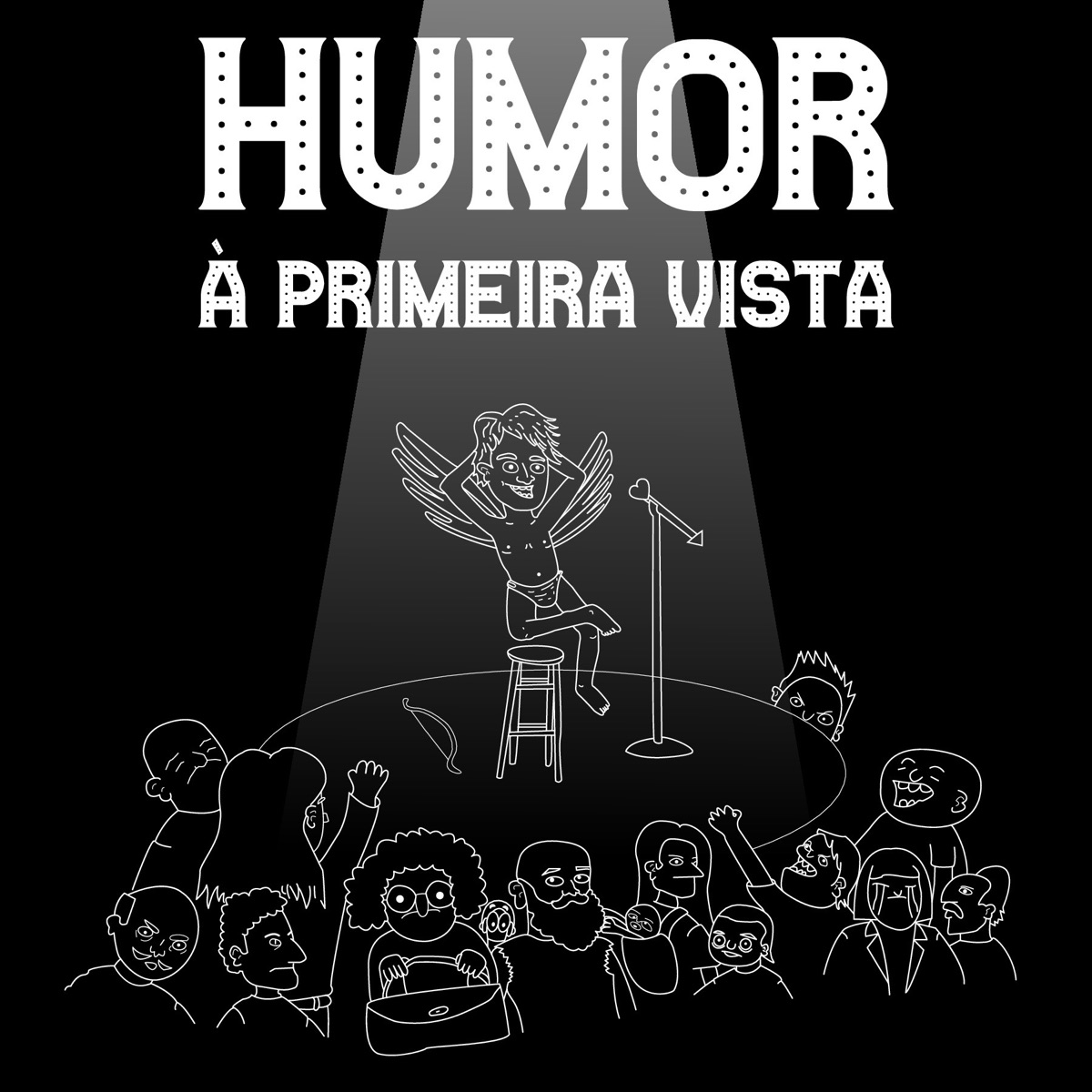 Podcast Humor À Primeira Vista #3: Carlos Pereira feat. Dave Chappelle