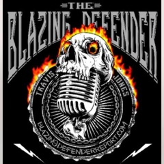 Blazing Defender Comic Book Report