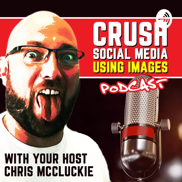Crush Social Media Using Images