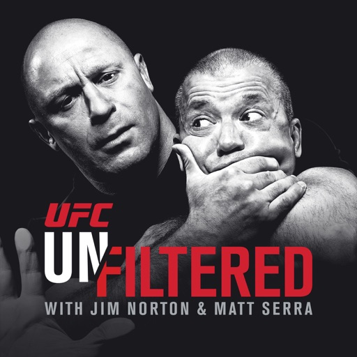Cover image of UFC Unfiltered with Jim Norton and Matt Serra