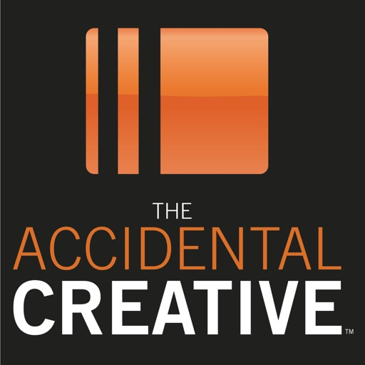 Cover image of The Accidental Creative
